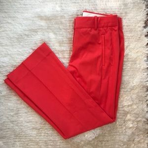 J.Crew teddy pant size 0T coral